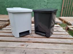 Lixeira 16 Litros com balde interno removível