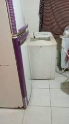 Título do anúncio: Vendo máquina de lavar roupa