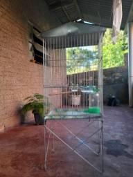 Vendo gaiola para passarinho