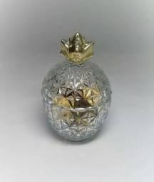 Bomboniere De Cristal Pineapple 10,5x15,5cm