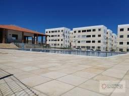 Título do anúncio: Apartamento com 2 dormitórios para alugar, 47 m² por R$ 550,00/mês - Jardim Boa Vista - Ca