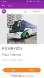 Compre-se ÁGIO de Ônibus Rodoviário