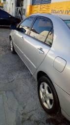 Corolla 2004/2005 Prata Super conservado - 2005