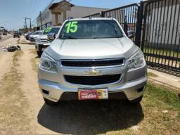 CHEVROLET S10 2014/2015 2.5 LTZ 4X4 CD 16V FLEX 4P MANUAL - 2015