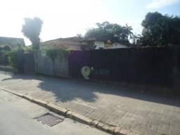 Terreno comercial para locação, Vila Nova, Joinville.