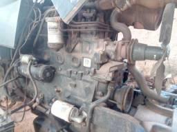 Motor MWM 4 cilidros