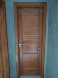 Kit porta Etp-29 madeira maciça