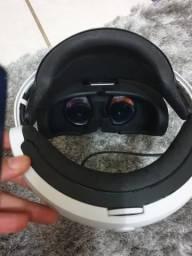Realidad virtual pra PS4