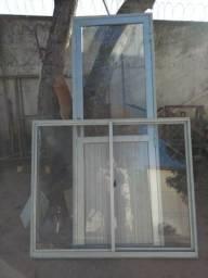 Porta é janela