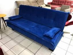 Sofa cama fazemos em varias cores