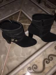 Vendo essas botas