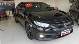 Civic Sport G10 CVT - Único Dono - Revisado e Garantia de Fabrica - Impecável - 2017
