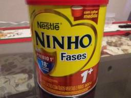 Vendo leite ninho fases 1ou troco por leite zero lactose