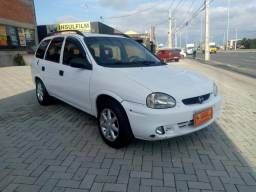 Corsa Wagon 1.6 1998 Estudo Troca ou Financio Confira - 1998