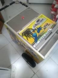 Carrinho de açaí 350 reais