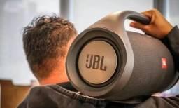 Caixa De Som Portatil Jbl Boombox Bluetooth - Melhor Preço
