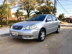 Corolla XLI 1.6 Aut. 2003 - 2003