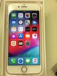 IPhone 7, 128 Gb, NOVO, rosa, garantia My Mac