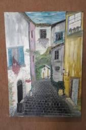 Quadro/Tela Vila D'Italia