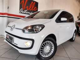 Vw Up Move I-motion Completo Baixa Km - 2017