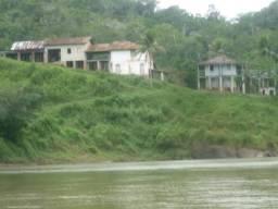 Fazenda em Ubatã / Belmonte 870 hectares com rio 3km georreferenciada