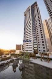 Apartamento com 3 dormitórios à venda, 117 m² por R$ 881.500,00 - Park Lozandes - Goiânia/