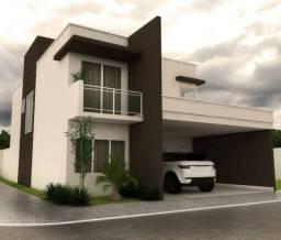 MT-Casa/Padrão 175m², 3 suítes, Conceito Aberto, Pronta para morar - Residencial Cambuí