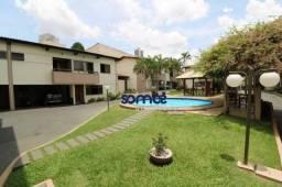 Sobrado com 4 dormitórios à venda, 211 m² por R$ 725.000,00 - Setor Oeste - Goiânia/GO