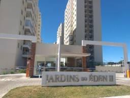 Apartamento 3 quartos sendo 1 suite Completo em Armários no Jardins do Éden II - Anápolis