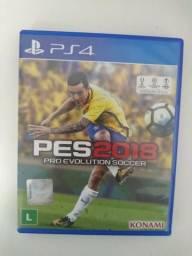PES 2018 para PS4