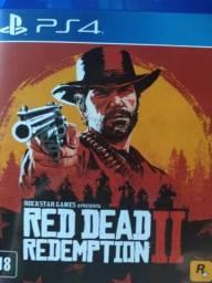 Jogo red ded redemption 2