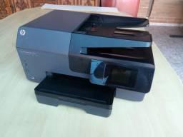 HP Officejet Pro 6830+ books colorida
