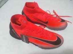 a2975a3d61e06 Vendo Chuteira Nike Mercurial 360 CR7 Botinha Society