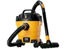 Aspirador de Pó e Água Wap 1400W GTW 10 - Amarelo e Preto<br><br>