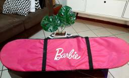 Skate da Barbie com acessórios.