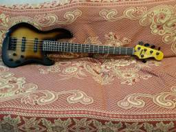 Fender Jazz bass deluxe Qmt 24V