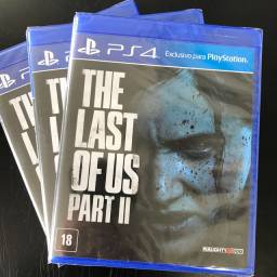 Last of Us 2 novo PS4