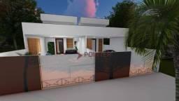Casa com 2 dormitórios à venda, 88 m² por R$ 170.000,00 - Residencial Marília - Senador Ca