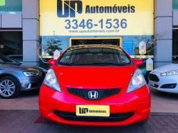 Honda Fit Lx automatico revisado unico dono 2012