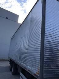 Baú de Aluminio 2013 com 9.60 de comprimento