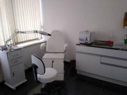 Locação de sala para podólogos, esteticista, maquiadoras, massagista