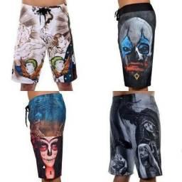 Bermudas várias modelos com elastano e jeans