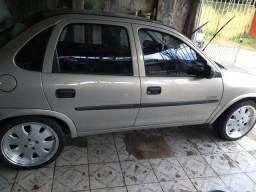 Corsa sedan 1.0 4 portas álcool 2005 - 2005