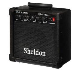 Amplificador Sheldon GT1200 15W Preto