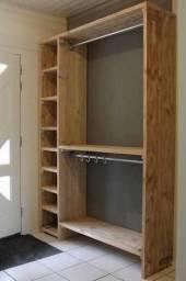 Móveis planejados para kit e apartamento pequenos