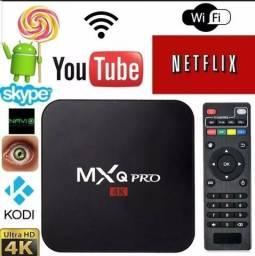 Smart Tv Box Mx9 Pro 2gb Ram Novo Lacrado