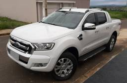 Ranger Limited 3.2 Diesel 4x4 - 2018/2019 - Muito Nova - IPVA 2020 PAGO - 2019