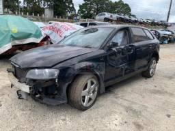 Audi A3 Sportback 2.0 tfsi Sucata para retirada de peças