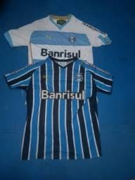 Camisetas do Grêmio R$ 400 as duas