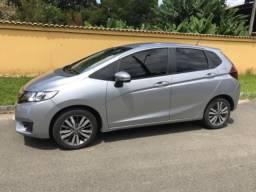 Honda Fit Exl - 2017